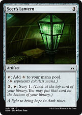4x 4 x Seer's Lantern x 4 Common Oath of the Gatewatch MTG Magic