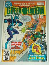 GREEN LANTERN #135 DC COMICS DECEMBER 1980