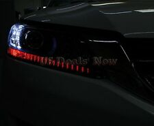 Brilliant RED 5-SMD LED Parking Light Strip Bulb For 2013+ Honda Accord 9th Gen