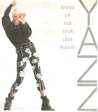 "3648-11  7"" Single: Yazz - Stand Up For Your Love Rights"