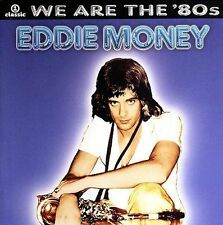 EDDIE MONEY - We Are the '80s (NEW CD, Jul-2006, Legacy) Best of Greatest Hits