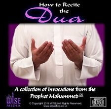 HOW TO RECITE DUA CD Prayer Supplication Namaz Salah Islam Muslim Quran Kids