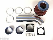 "Nissan 350Z Short Ram Induction Kit (3"" Big Bore Intake Pipework 76mm) 2003-2006"