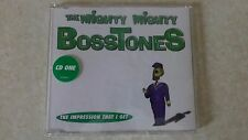 """The Mighty Mighty Bosstones """"The Impression That I Get"""" 4 Track CD Single - 1997"""