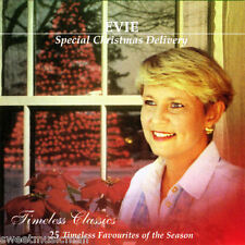 EVIE SPECIAL CHRISTMAS DELIVERY COME ON RING THOSE BELLS RARE UK ISSUE NEW CD