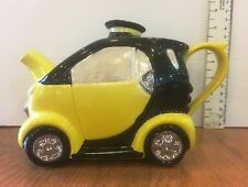 smart car teapot by swineside aka teapottery   xmas special