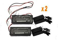 2 x Spare Inverters BMW E36 E38 E39 E46 X3 For CCFL Angel Eyes 3 Series