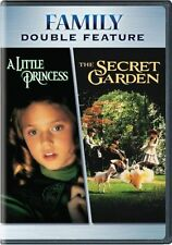 A Little Princess + The Secret Garden: 2 Complete DVD Movie Collection Box Set