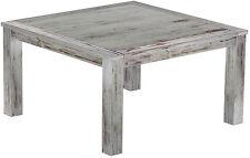 Esstisch Holz Pinie massiv 140 x 140 Eiche antik weiss shabby kolonial Tische