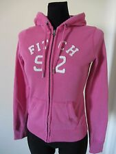 ABERCROMBIE & FITCH Women hooded Jumper Sweatshirt SMALL