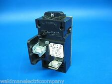 15 Amp PUSHMATIC ITE One Pole BREAKER P115 GUARANTEED NEW