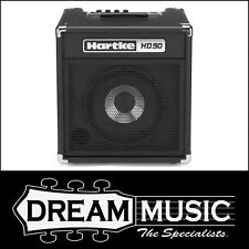 "Hartke HD50 - 50 Watt 1x10"" Bass Guitar Combo Amplifier RRP$399"