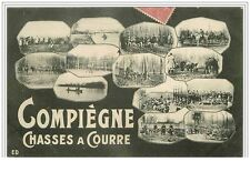 60.COMPIEGNE.CHASSE A COURRE