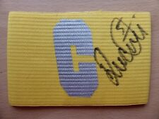 Russell Martin Signed Captain Band - Norwich Peterborough Wycombe (7623)