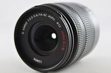 [Exc⁺⁺] Panasonic Lumix G 14-42mm F3.5-5.6 H-FS014042 Lens For Micro 4/3