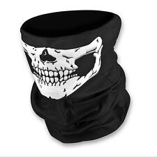 SKELETON GHOST SKULL FACE MASK BIKER BALACLAVA COD COSTUME HALLOWEEN FANCY DRESS