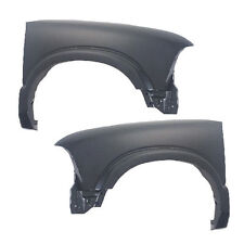 New Front Fenders Quarter Panels - Set of 2, For Chevy Blazer/S10 Olds, Pair