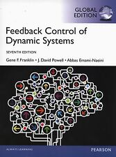 Feedback Control of Dynamic Systems (7th Edition), Global Edition by Gene F. Fra
