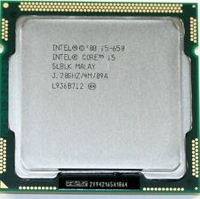 Intel CPU Core i5-650 3.2GHZ/4M LGA1156