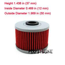 Oil Filter For Honda CBX250 NX650 TRX250X XL250 TRX250X ATC250ES XR500 XR500R