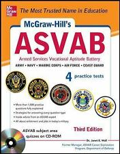McGraw-Hill's ASVAB 3rd Edition: Strategies + 4 Practice Tests