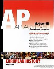 AP Achiever Advanced Placement Exam Prep Guide: European History Freiler, Chris