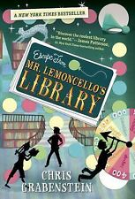 Escape from Mr. Lemoncello's Library-ExLibrary