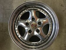 Eta Beta Porsche Cup  17 x 9.5 Alloy Wheel Split Rim 3 Piece PORSCHE 911