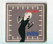 Monette Evans SEALED (!) 3-INCH-cd-maxi THE TIME Club + Reggae + Hardcore Remix