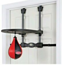 Door Speed Boxing Bag Gear Trainer Home Gym Standing Punching With Stand Majik