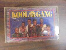 """NEW SEALED """"Kool & The Gang"""" Forever    Cassette Tape (G)"""