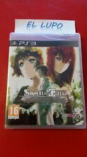 STEINS GATE SONY PS3 NEUF SOUS BLISTER VERSION FRANCAISE