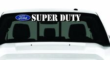 Windshield Decal FORD F-Series Lariat XL XLT SXT King Ranch Super Crew and more