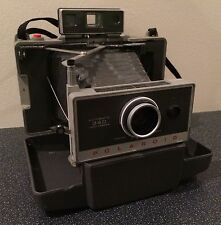 Polaroid AUTOMATIC 340 LAND CAMERA CON TIMER