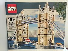LEGO 10214 Exclusives and Treasures Tower Bridge Brand New Seale