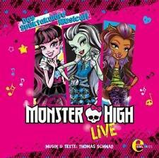 Monster High - Monster High Live! - Das spuktakuläre Musical - CD