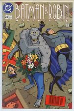 The Batman and Robin Adventures (1995): 23 Newsstand ~ VF ~ C15-343H