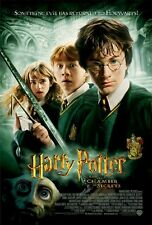 Harry Potter movie poster - Chamber Of Secrets poster (a) Daniel Radcliffe