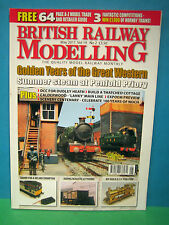 BRITISH RAILWAY MODELLING MAY 2011   PENFOLD PRIORY GWR O GAUGE LAYOUT   SEE PIC