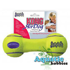 Kong Air Dog Dumbbell Medium Squeaker For Dogs Puppy Tennis Fetch Toy Floats M