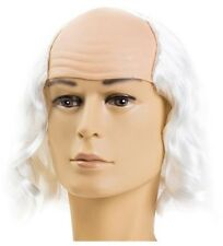 MAD PROFESSOR WIG HALLOWEEN CRAZY SCIENTIST INVENTOR DOC EINSTEIN WIG