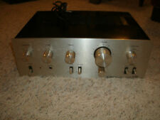 Pioneer SA-6500II Amplifier - Works but Read