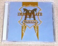 MADONNA The Immaculate Collection SOUTH AFRICA Cat# WBCD 11632