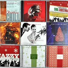 Pottery Barn Christmas 9 CD Lot + Huge Bonus Jazzy Soul Classic Hip Cool Chill