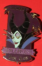 Disney Auctions Maleficent Fan Club Diablo Villains Villain LE 1000 Pin VHTF
