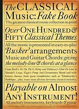 The Classical Music Fake Book Learn to Play Themes Songs Piano Music Book