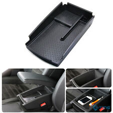 Armrest Box Glove Box Accessory Secondary Storage For VW Passat B7 Magontan B6