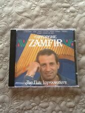 GHEORGHE ZAMFIR Pan Flute Improvisations from 8 tracks Germany 027726270326