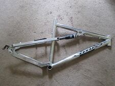 Titus RacerX Titanium Full Suspension Mountain Bike Frame + Push Industries Fox