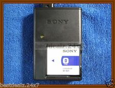 New Replacement Sony BC-CSD Charger for NP-BD1 Battery for CyberShot DSC-P100